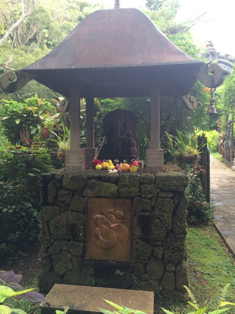 tempio di Banjai-Kaua'i