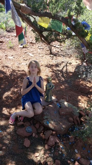 la meditazione in web