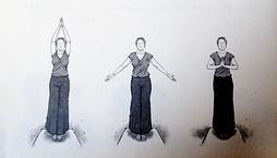 meditazione bowing (inchino)