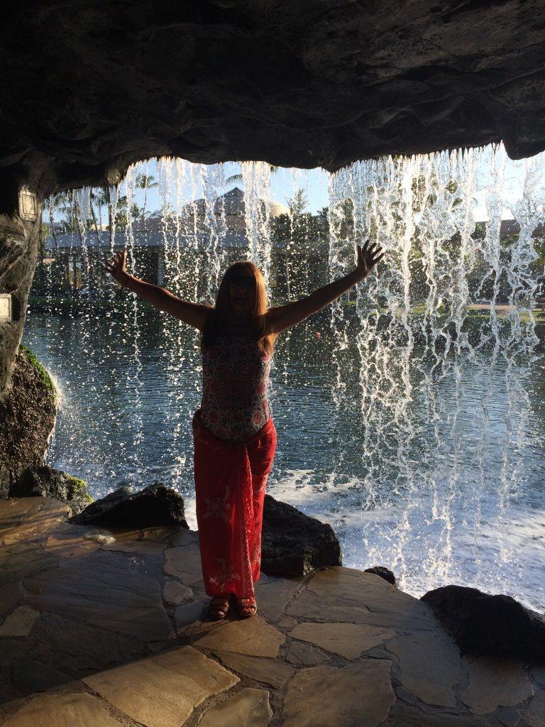Cascata Kona:Grand Island Hawaii